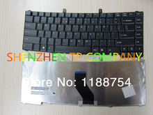 Brand New laptop keyboard  For Acer Extensa 4220 4230 4420 4630 5220 5620 TM4520 TM5710 4520 Service US version BLACK