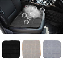 43 x 43cm New Bamboo Charcoal Breathable Seat Cushion Cover Pad Mat for Car Interior Accessories For Home Office Chair Covers