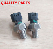 Original New fuel rail pressure sensor for ISUZU OEM 499000-7341 8-98027456-0 fuel switch sensor 1PCE