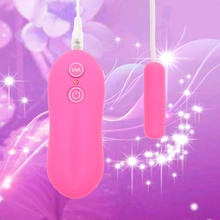 Buy Sex toys women Whisper Quiet 10 Function Dual Mini Bullets Vibrator G Spot Stimulate Jump Egg dropshipping