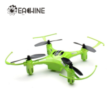 Eachine H8S 3D Mini Inverted Flight 2.4G 4CH 6Axis One Key Return RC Quadcopter RTF(China)