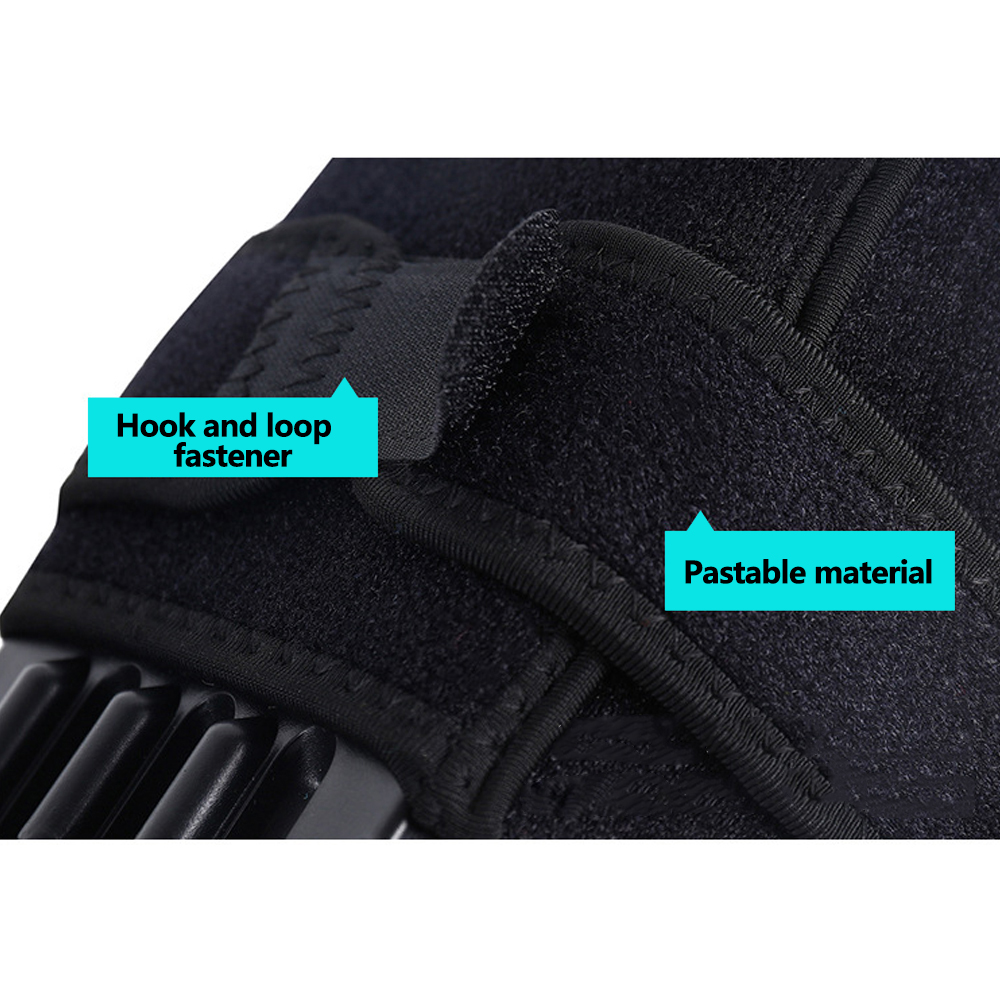 Fleece - Knee Protection Booster Power Support Knee Pads Powerful Rebound Spring Force Sports Reduces Soreness Leg Protection