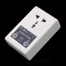 Newest 220v EU UK Plug Cellphone Phone PDA GSM RC Remote Control Socket Power Smart Switch interruptor