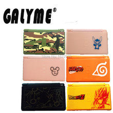 Whole Sale Multi Model Case DS Lite NintendoNDSL DSL Plastic Shell Housing W/Buttons Stickers Full Set Game Console Boy Gift(China)