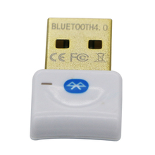 High quality Mini USB Bluetooth V4.0 Dual Mode Wireless Dongle CSR 4.0 Adapter Audio Transmitter For Win7/8/XP 25(China)