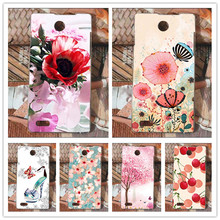 Fashion 10 Patterns Case For ZTE Blade Buzz V815W Popular Cover Colored Stylish Amazing Design For ZTE V815w Protect case cover
