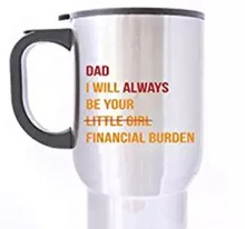 mug financial burden gifts
