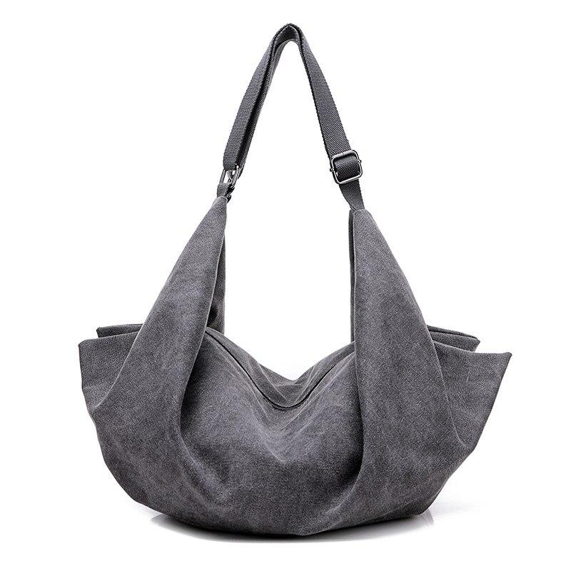High Quality Women Handbag Canvas Casual Women Crossbody Bag Factory Delivery Purses Ladies Bags Women Shoulder Bag<br><br>Aliexpress