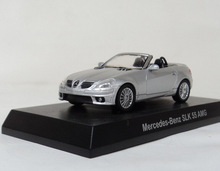 Free Shipping Kyosho 1:64 SLK 55 AMG Alloy Car Model Hot Sell Minicar Gifts