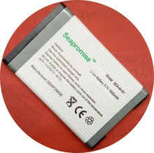 Free shipping Retail mobile phone battery high capacity M-S1 M S1 MS1 fro Blackberry Bold 9000,9030,9630,9700,9780(China)
