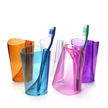 Multi-functional 2 in 1 travel case toothbrush holder  multi-color toothbrush cup for kit bathroom supplies