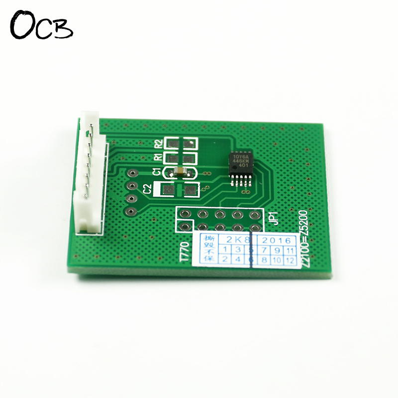 Chip Decoder For HP Designjet T610 T620 T770 T790 T1100 T1120 T1200 T1300 T2300 Printer Decoder Board<br>
