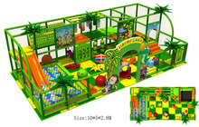 Direct Factory Indoor Playground Nontoxic Playground Equipment CE Approved Parque De Juegos Infantil 150416b