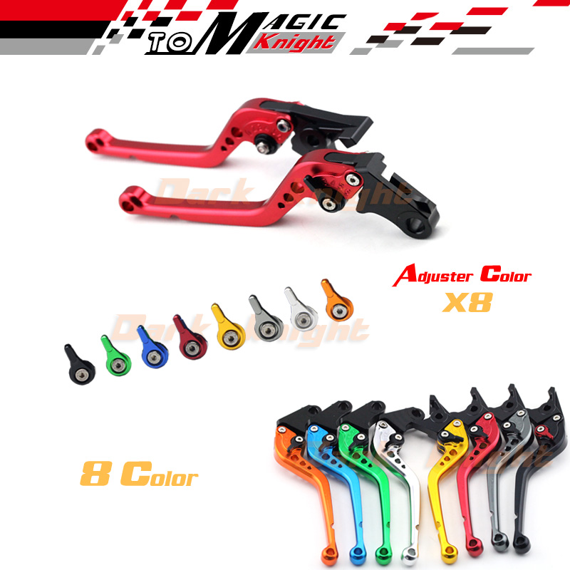 For YAMAHA MT-07 MT-09 FZ-6 FZ-8 FZ-1 FZ-09 XJ6 Motorcycle CNC Billet Aluminum Long Brake Clutch Levers Red<br><br>Aliexpress
