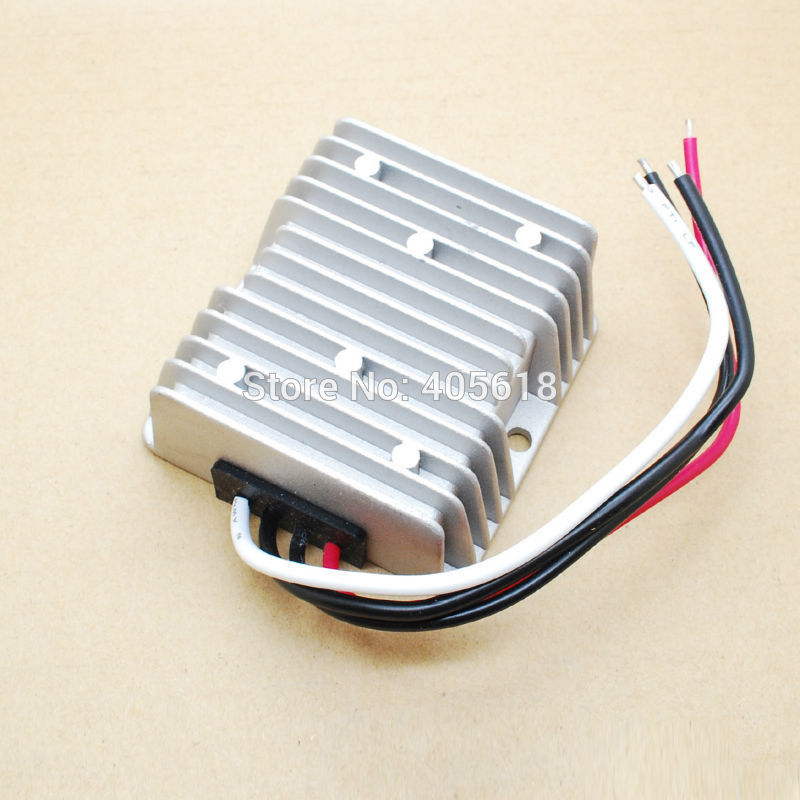 high voltage dc to dc converter 12V-48V 6A Output Power 288w  Input Voltage 9-30V Output Voltage  DC36v<br>