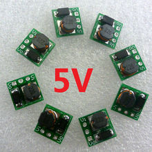 8PCS 1.5V 3V 3.3V 3.7V 4.5V to 5V DC DC Step UP Switching Power Supply Board for Instruments LED Motor Toy(China)