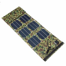 High Quality Super Power 40W Sunpower Solar Panel Charger+USB5V & 18V DC Dual Output For Mobile Phones/Pads Free Shipping