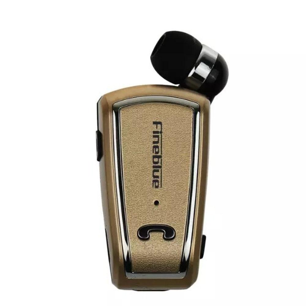 Orinigal Fineblue F-V3 Wireless Mini Stereo Earphone Bluetooth Headset Retractable V4.1 Earphone Calls Remind Gold<br><br>Aliexpress