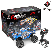 WLtoys 12402 RC Electric Truck Supper Car 1/12 4WD 2CH Radio Remote Control High Speed Off-road Monster Climbing Car Vehicle Toy(China)