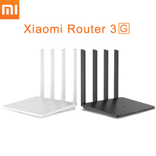 Original Xiaomi WIFI Router 3G With 256MB Memory 128MB Large Flash Dual Band 2.4G/5G Gigabit USB 3.0 Mi Wireless Wifi Roteador(China)
