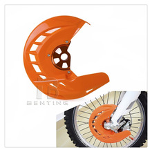 Brake Front Brake Disc Cover Guard For KTM KTM 125-530 SX/SX-F/XC/XC-F 2003-2014 04 05 06 07 08 09 10 11 12 13(China)