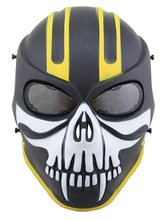 Skull Skeleton Airsoft Paintball Protect Game Face Guard Mask