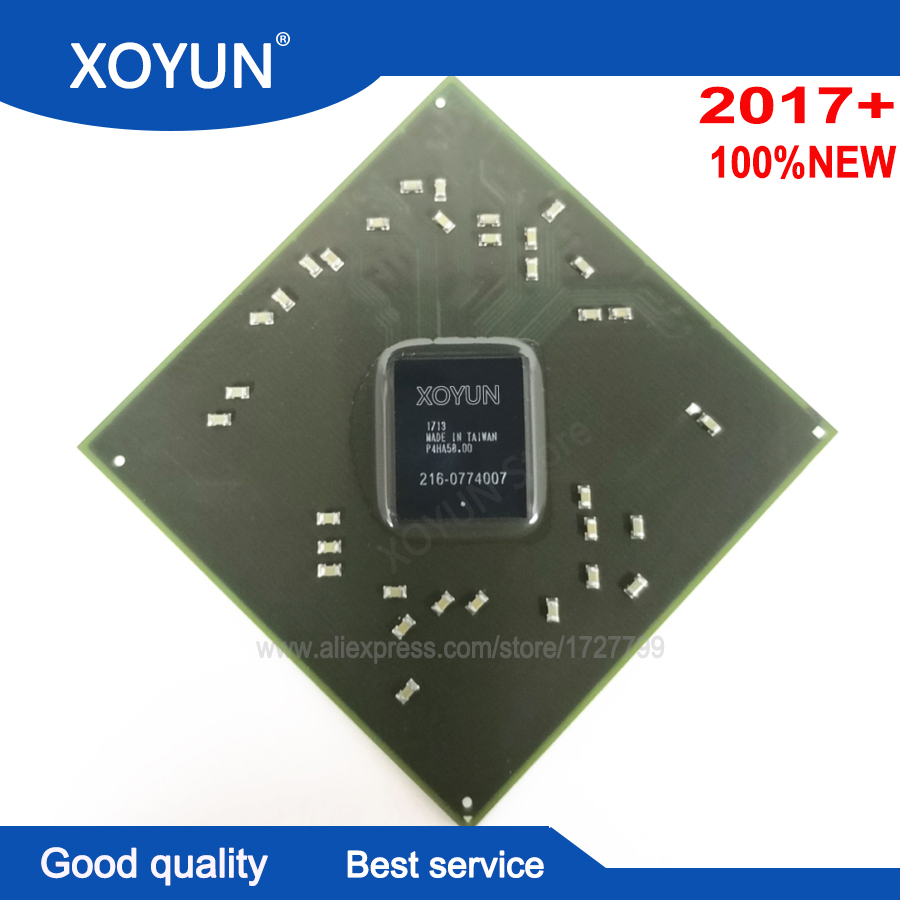 2017+ 100% NEW 216-0774007 216 0774007 Lead-free BGA Chipset