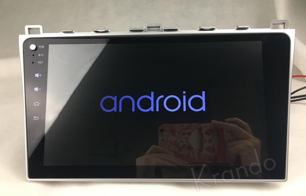 krando mazda 6 android car radio gps navigation multimedia system (2)