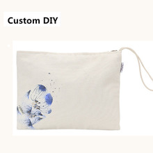 Ipad Bag Top-handle Bags Custom Print DIY Bag Casual High Quality Women Messenger Bags Only For Private(China)