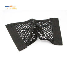 Car Trunk Nylon Rope Net / luggage net with backing For Volkswagen VW GOLF 6 7 GTI TIGUAN PASSAT B5 B6 JETTA MK5 MK6 POLO(China)