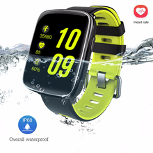 IP68 Waterproof Smart Watch SBN-GV68 Heart Rate Monitor bluetooth Smartwatch Fishion Sport Wearable Device IOS Android - China 3C Store store