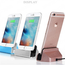 Buy New Original Sync Data Fast Charging Dock Station Desktop Cradle Stand Docking Charger iPhone Android Type c for $4.09 in AliExpress store