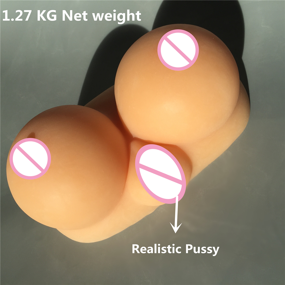 1.27 kg net weight sexy big breast  Aimy Nice Sexy Chest breast With Vagina pussy  sex doll for man sex products<br>