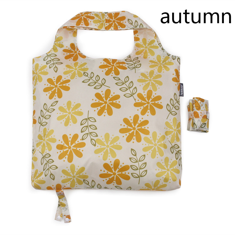 NAVO Folding Shopping Bag 45x65cm Large Big Shopper Resuable Shopping Grocery Bag for Supermarket Sac Shopping Reutilisable SP-CJ03DL190YF-(2)