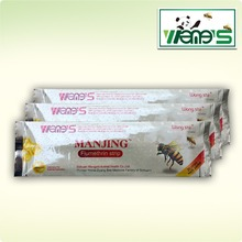 20 Strips Bee Drug  Wang's Flumethrin Strips Against Varroa Mites in English Packing