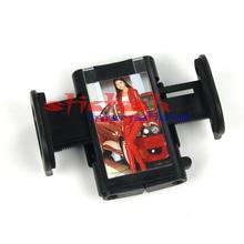 by dhl or ems 100pcs Universal Suction Cup Car Windshield Mobile Phone Holder Bracket Mount for Iphone PSP GPS(China)