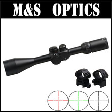 4-16X50 SFIG FFP Side Focus Air Guns Rifle Scope Tactical Hunting Shooting With free 11 mm / 20 mm Riflescopes Mounts(China)