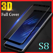 For Samsung S8 Glas Screen Protector Tempered Glass For Samsung Galaxy S8 plus S 8 Glas S8plus Screen Film Full Cover case