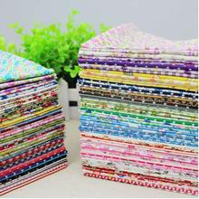 2017 New 20*24cm 30pcs/lot Cotton fabric tecidos for sewing tissu Handmade DIY Doll Cloth costura Patchwork fabric quilts F85