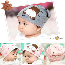 1 Piece Winter Autumn Newborn Crochet Baby beanie Hat Girls Boys Cap Children Dog Infant Cute Spring