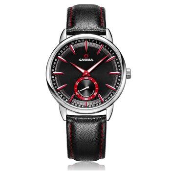 Caliente-venta de relojes de marca de lujo hombres 2016 caliente de la manera ocasional encanto luminoso deporte relogio masculino impermeable 100 m CASIMA #8304