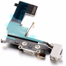 USB Charging Port Dock Flex Cable Connector For iPhone 5S D0931 P16