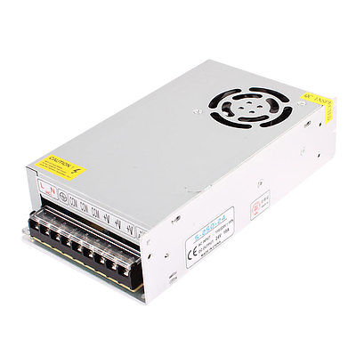 AC 110/220V DC24V/10A 240W LED Light Switching Power Supply Adapter Converter<br>
