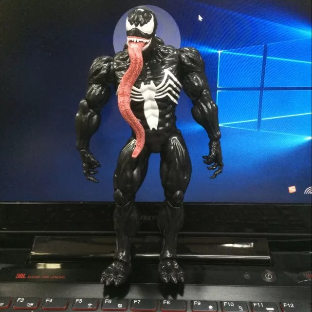 NEW hot 17cm spider-man Venom action figure toys collection Christmas gift with box<br><br>Aliexpress