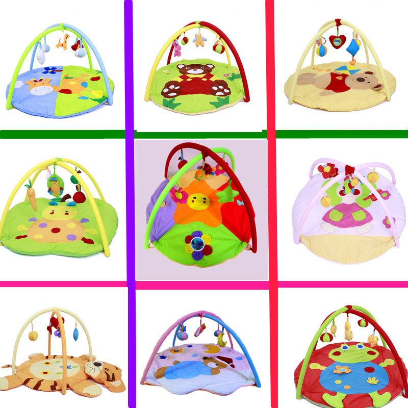 Baby Soft Playmat Game Blanket Pad Kids Play Tapaete Fitness Frame Educational Baby Toys Climb Mat Crawling Baby Gym Blanket<br><br>Aliexpress
