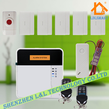 APP IOS & Android SMS Wireless Water sensor alarm House GSM ALARM System