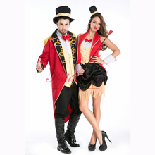 Cosplay Command Tuxedo Magician Vampire Women's Men's Clothes Earl Europe Movies Costumes Halloween Costume Free Shipping(China)