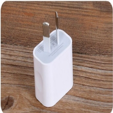 50pcs/lot AU Plug 5V 2A USB Wall Charger Adapter For iphone 4 5 6 6S SE for iPad Samsung HTC Sony LG