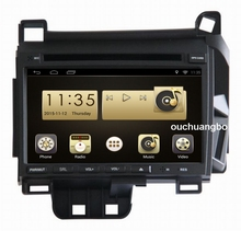 Ouchuangbo car dvd gps radio for Lexus CT200h 2011-2017 support 3G wifi Bluetooth USB android 4.4 system