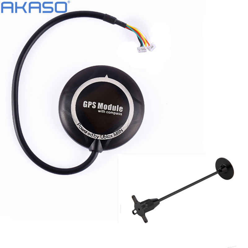 Ublox NEO-M8N M8N 8N High Precision GPS Built in Compass w/ Stand Holder for APM AMP2.6 APM 2.8 Pixhawk 2.4.6 quadpoter<br><br>Aliexpress